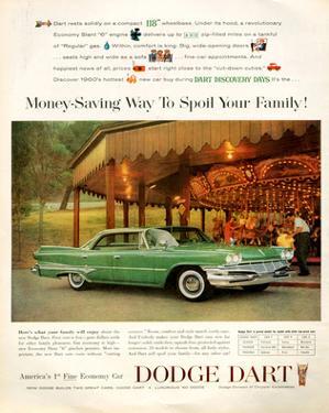 1960 Dodge Dart-Money Saving