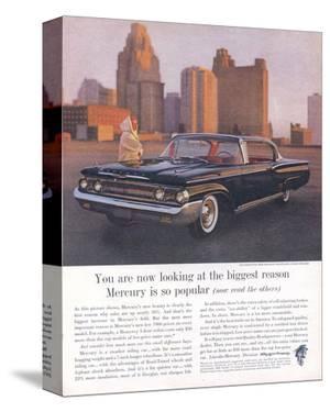 1960 Mercury Montclair 2-Door
