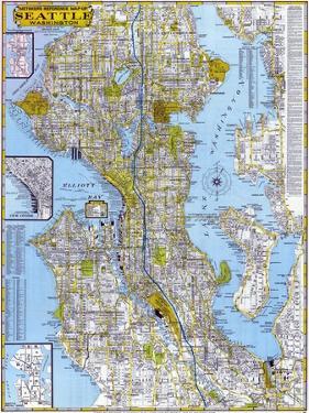 1960, Seattle 1960, Washington, United States