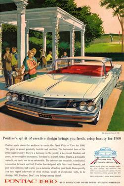 1960GM Pontiac-Creative Design