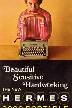 1960s USA Hermes Magazine Advertisement