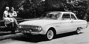 1961 Ford Falcon Tudor sedan