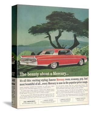 1961 the Beauty About Mercury