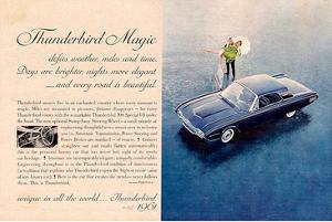 1961 Thunderbird Magic