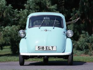 1962 Bmw Isetta 300 Super Plus Car