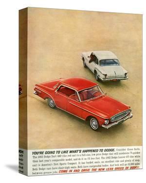 1962 Dodge Dart 440 &Lancer Gt