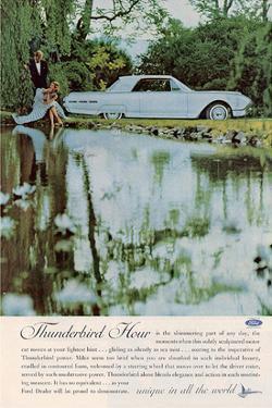 1962 Thunderbird Hour - Unique