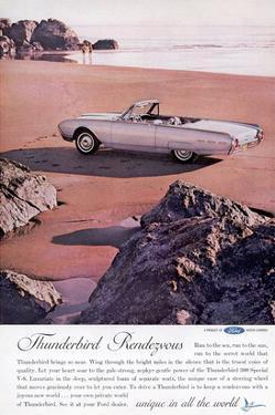 1962 Thunderbird Rendezvous
