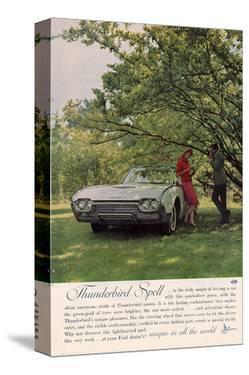 1962 Thunderbird Spell