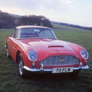 1963 Aston Martin DB4 GT
