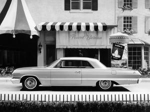 1963 Chevrolet Impala Sport Coupe, (C1963)