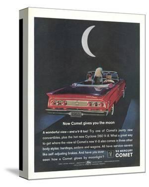 1963 Mercury Comet Moonlight