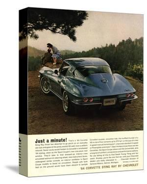 1964 Corvette - Just a Minute