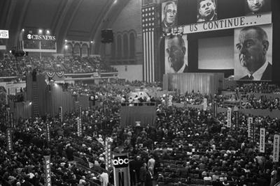 1964 Democratic Convention, Atlantic City, New Jersey
