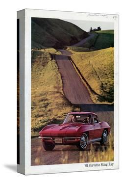 1964 GM Corvette Sting Ray