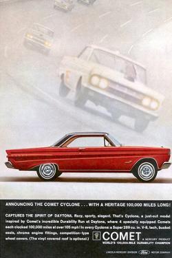 1964 Mercury - Comet Cyclone