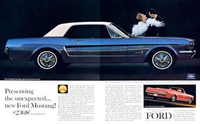 1964 Mustang - Vinyl Roof