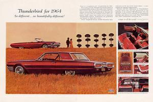 1964 Thunderbird -So Different
