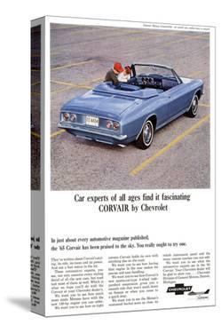 1965 GM Chevy Covair Praised