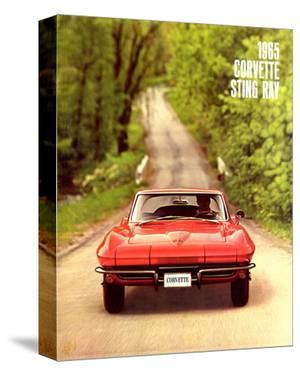 1965 GM Corvette Sting Ray