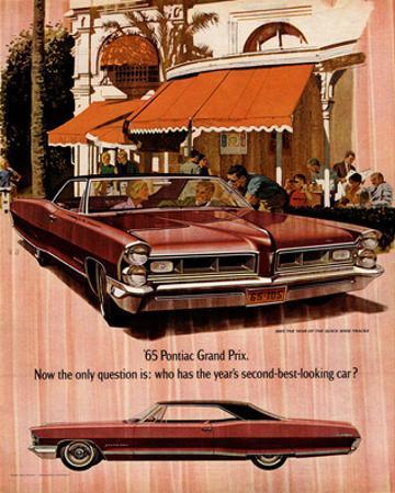 1965 GM Pontiac-Wide Tracks