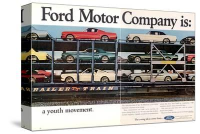 1965 Mustang-A Youth Movement