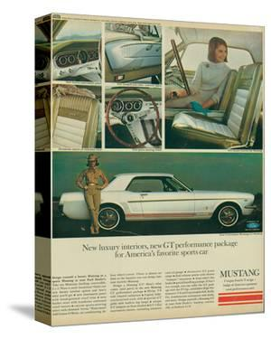 1965 Mustang-Luxury Interiors