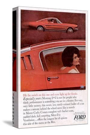 1965 Mustang-Total Performance