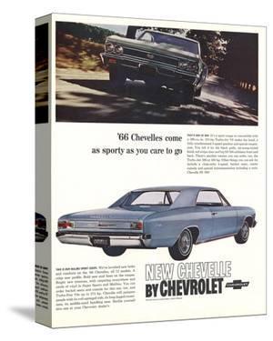 1966 GM Chevrolet Chevelles