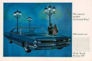 1966 GM Pontiac Grand Prix