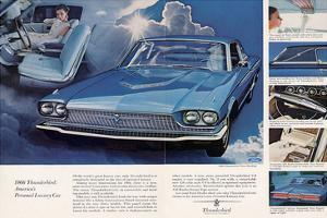 1966 Thunderbird Pers. Luxury