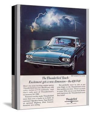 1966 Thunderbird-The 428 V-8
