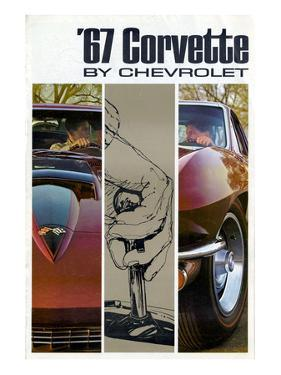 1967 GM Chevy Corvette