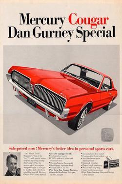 1967 Mercury Dan Gurney Cougar