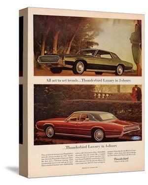 1967 Thunderbird - Set Trends