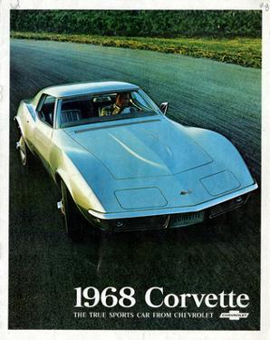1968 Corvette True Sports Car