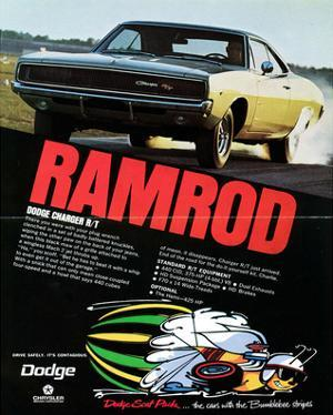 1968 Dodge Charger Ramrod