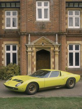1968 Lamborghini Miura SV