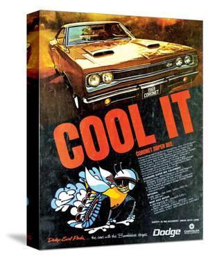 1969 Coronet Super Bee-Cool It