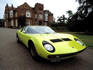 1969 Lamborghini Miura SV