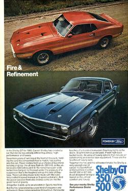 1969 Mustang Fire & Refinement