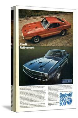 1969 Mustang Fire & Refinement