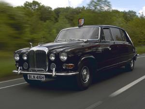1970 Daimler Vanden Plas DS 420 limousine. Ex Queen Mother