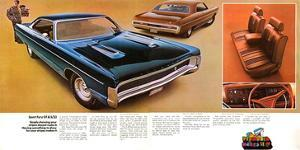 1970 Plymouth Sport Fury Gt&S