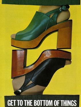 1970s USA Tempos Magazine Advertisement