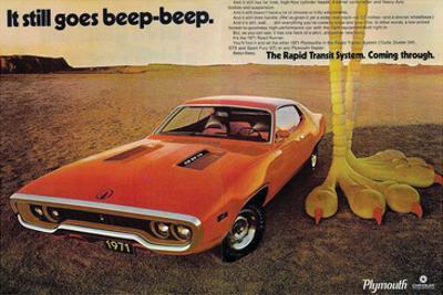 1971 Chrysler Plymouth 383