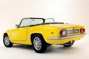 1971 Lotus Elan S4 SE