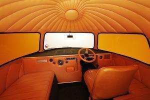 1972 Mini Outspan Orange