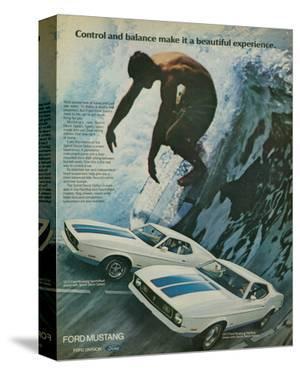 1972 Mustang Control & Balance