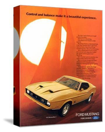1972 Mustang Make It Beautiful